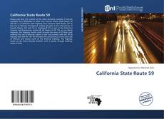 Bookcover of California State Route 59