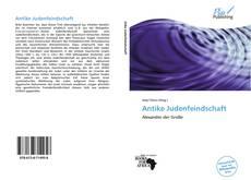 Antike Judenfeindschaft kitap kapağı
