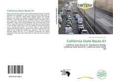 Portada del libro de California State Route 61
