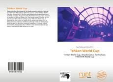 Bookcover of Tehkan World Cup