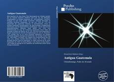Antigua Guatemala kitap kapağı