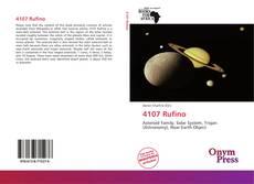 Bookcover of 4107 Rufino