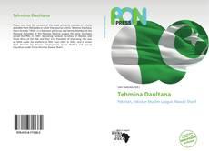 Buchcover von Tehmina Daultana