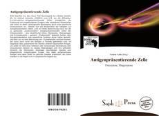 Antigenpräsentierende Zelle kitap kapağı