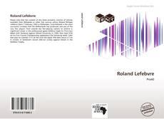 Capa do livro de Roland Lefebvre