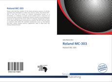 Bookcover of Roland MC-303