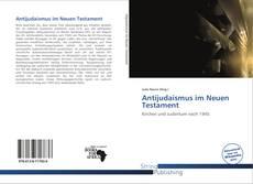 Обложка Antijudaismus im Neuen Testament