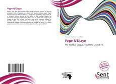 Buchcover von Pepe N'Diaye