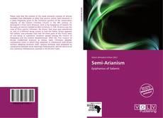 Buchcover von Semi-Arianism