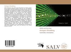 Buchcover von Antigen-Shedding