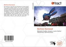 Capa do livro de Berliner Karneval