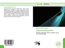 Sporolactobacillus kitap kapağı