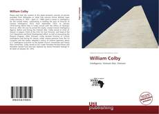 Bookcover of William Colby