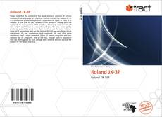 Bookcover of Roland JX-3P