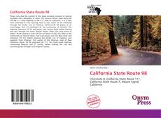 Обложка California State Route 98
