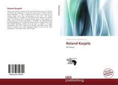 Portada del libro de Roland Kaspitz