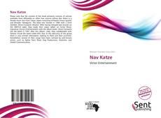 Capa do livro de Nav Katze
