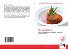 Bookcover of Berliner Küche