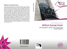 Couverture de William George Foster
