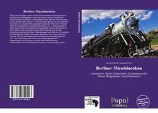 Обложка Berliner Maschinenbau