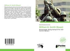 Copertina di William H. Smith (Boxer)