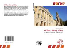 Bookcover of William Henry Kibby