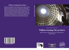 Portada del libro de William Jennings Bryan Dorn