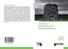 Bookcover of William Menster