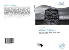 Обложка William P. Rogers