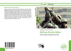 William Patrick Hitler的封面