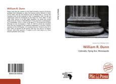 Capa do livro de William R. Dunn