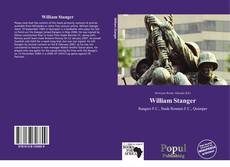 Bookcover of William Stanger