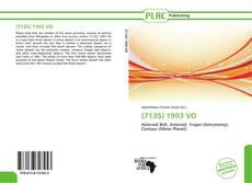 Bookcover of (7135) 1993 VO