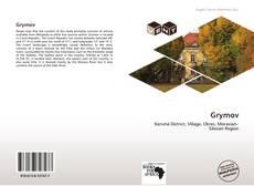 Buchcover von Grymov