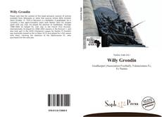 Bookcover of Willy Grondin
