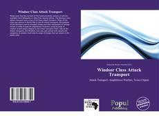 Portada del libro de Windsor Class Attack Transport