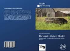 Hartmanice (Svitavy District) kitap kapağı