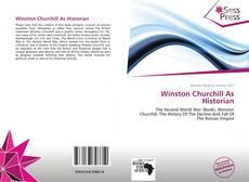 Copertina di Winston Churchill As Historian