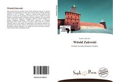 Witold Zalewski的封面