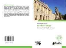 Bookcover of Wladimir Vogel