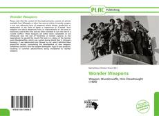 Bookcover of Wonder Weapons