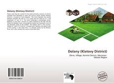 Buchcover von Dolany (Klatovy District)