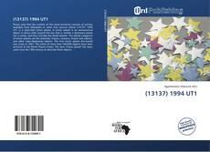 Couverture de (13137) 1994 UT1