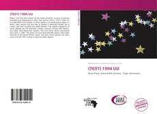 Couverture de (7031) 1994 UU