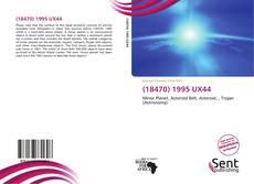 Couverture de (18470) 1995 UX44