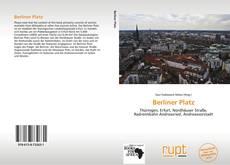 Buchcover von Berliner Platz