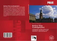 Buchcover von Berliner Platz (Ludwigshafen)