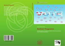 Portada del libro de Berliner Programm