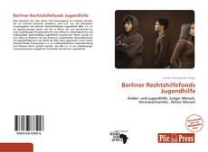 Обложка Berliner Rechtshilfefonds Jugendhilfe