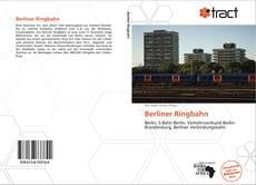 Buchcover von Berliner Ringbahn